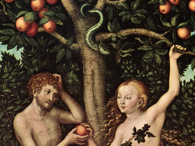 Adam and Eve (p.69-XPAU) - Dreamicus #2159286