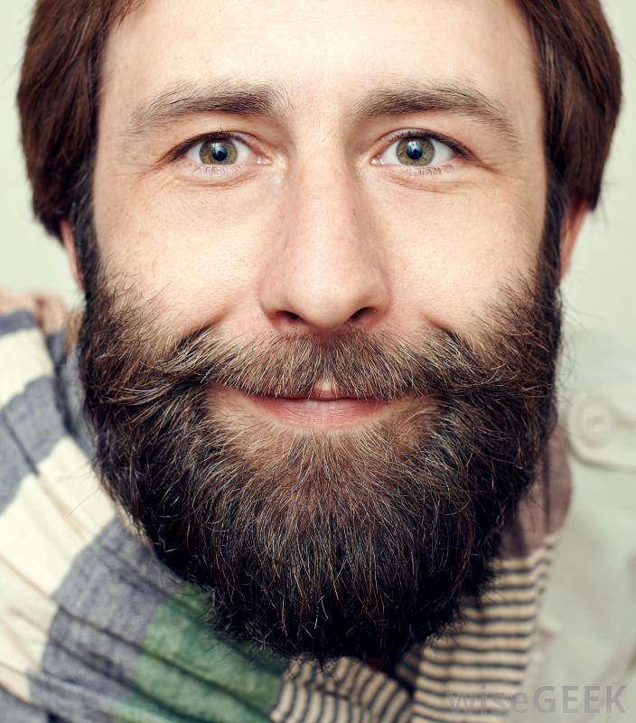 Picture of Excellent Beard by Ali Mawson