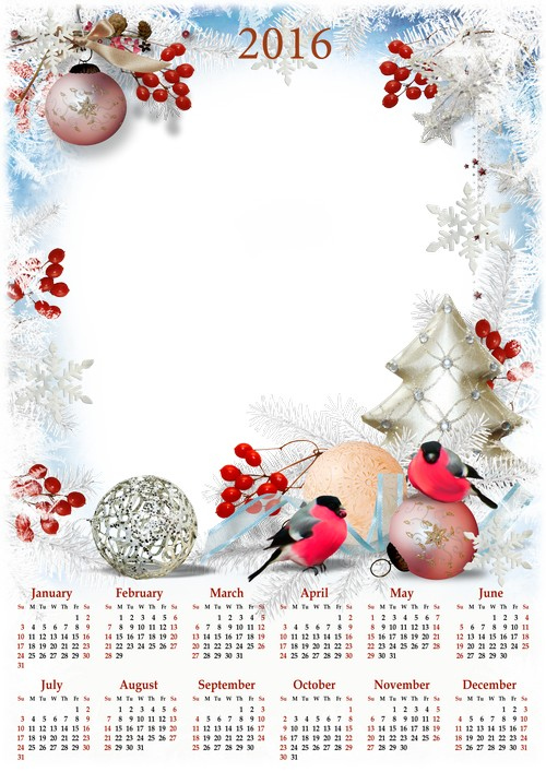 Graceful Photo - Calendar, Soraya Cogburn