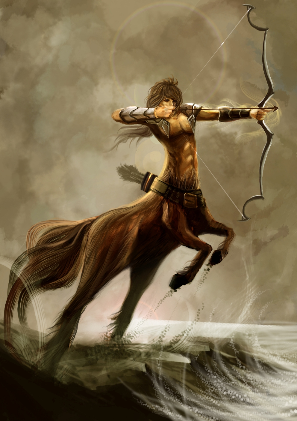 The meaning and symbolism of the word - Centaur