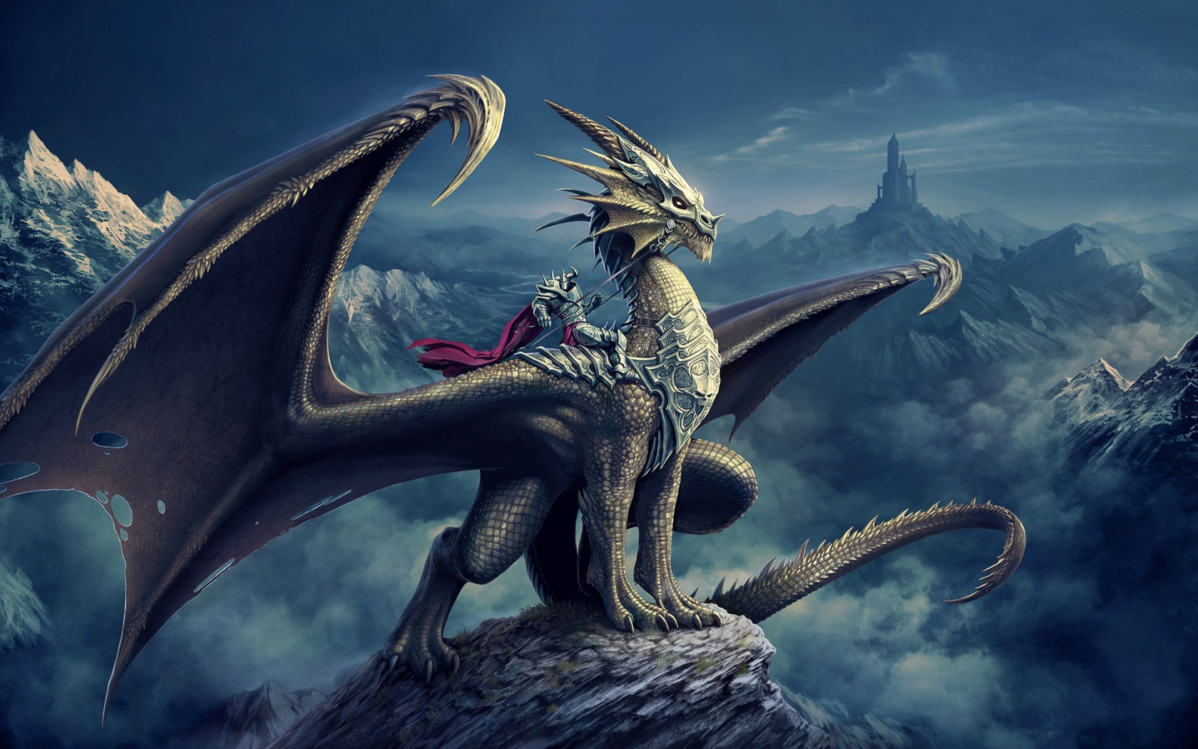 Dragon, HD Quality Pic, Elnora Delorey #2164568
