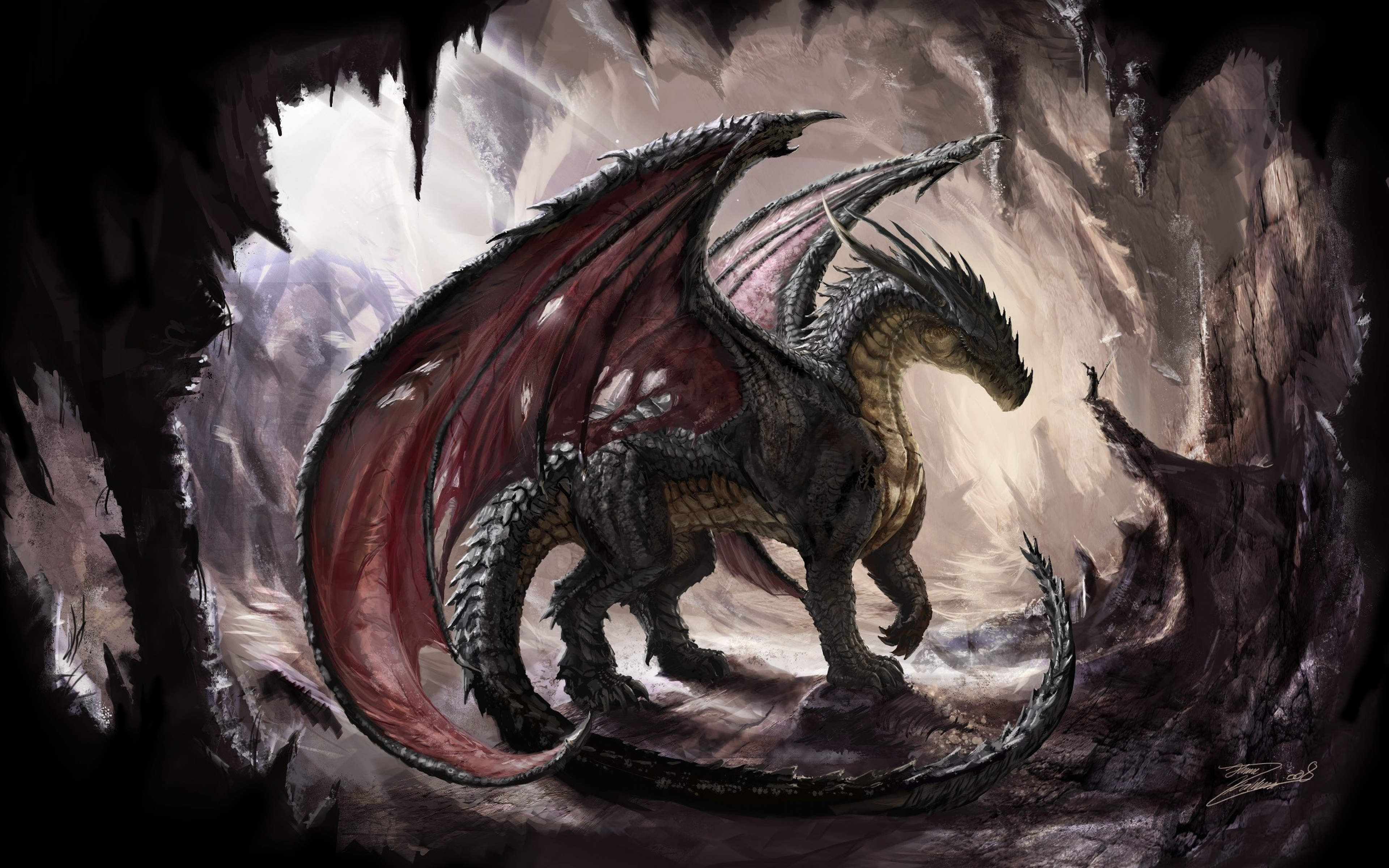 By Cristopher Linden EZ.27: Dragon #03