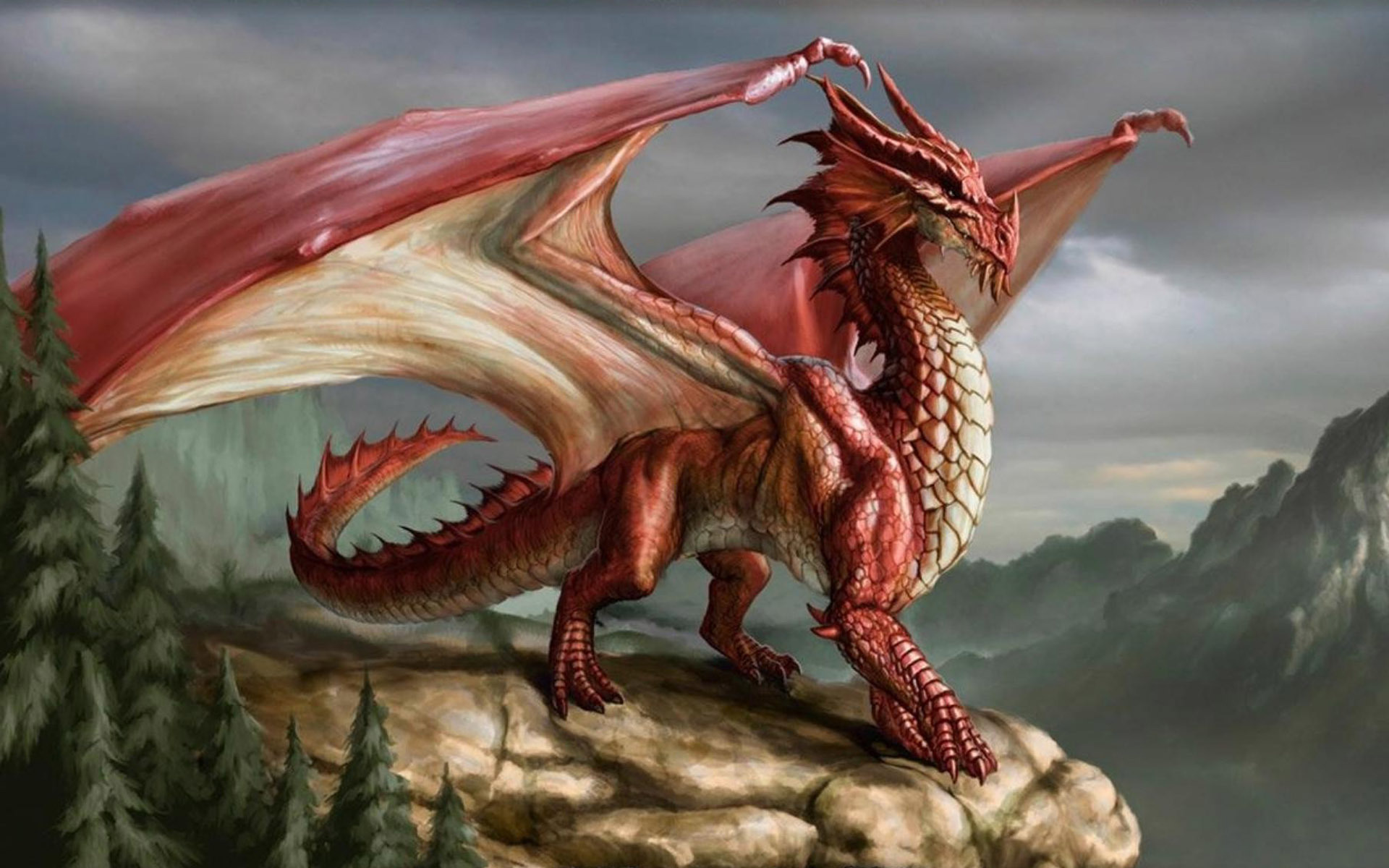 The meaning and symbolism of the word Dragon