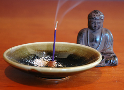 By Olen Aikens V.43: Bright Incense Image