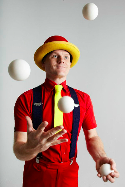 The Meaning And Symbolism Of The Word Juggler