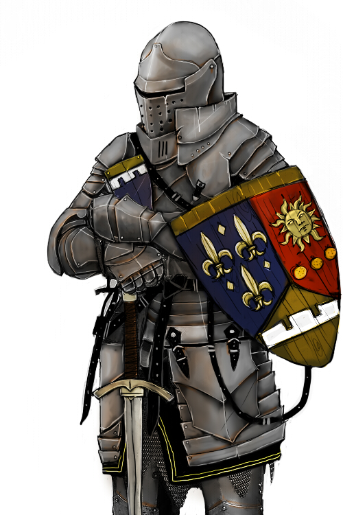 Knight, High Resolution Image, Tien Nickles #2169621