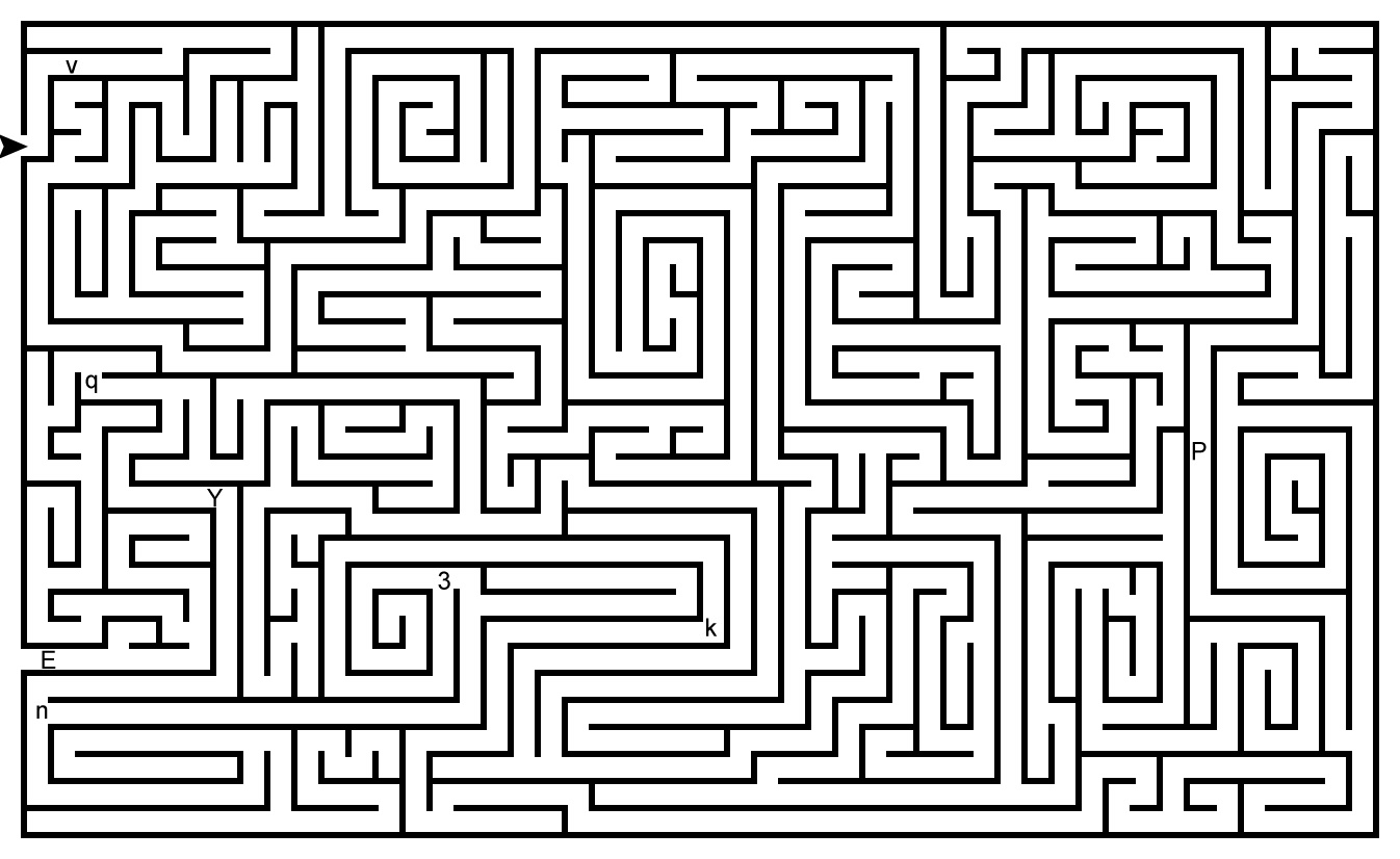 Image of Nice Maze by Jule Hiller