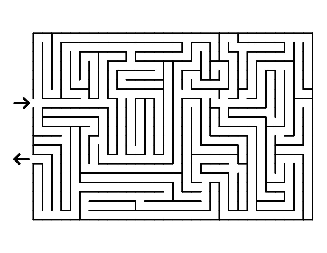 Maze HD Quality Image | Dictionary of Dreams