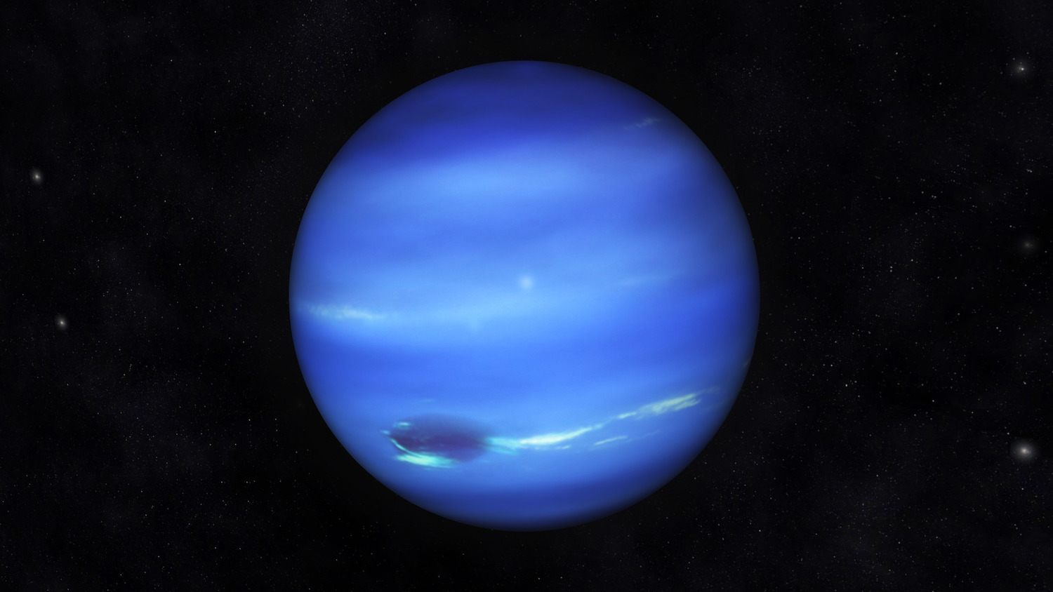 Neptune High Definition Wallpaper | Dreamicus Dream Book