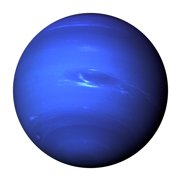 By Jesica Strauss V.35: Excellent Neptune Image