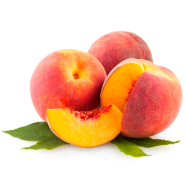 By Sol Mcguffie V.39: Amazing Peach Image