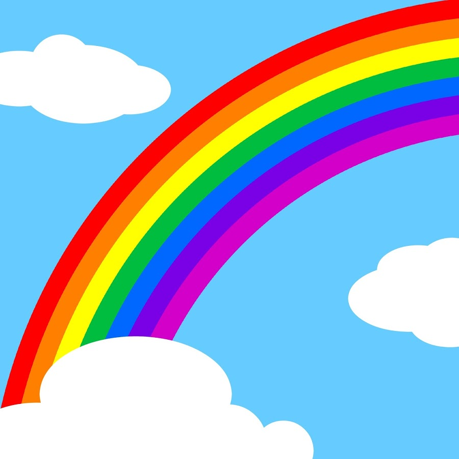 Rainbow, HD Quality Background, Irving Yowell #2182438