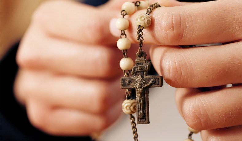 V.88 Rosary, High Resolution Pic