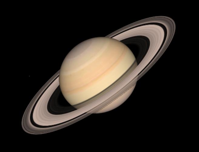 a description of planet saturn